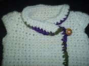 CHALECO DOMI (Domi´s sweater)