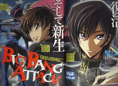 Code Geass Hangyaku no Lelouch - Kiseki no Birthday