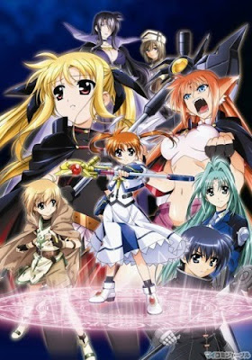 Mahou Shoujo Lyrical Nanoha The Movie