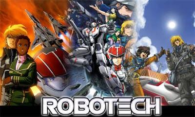 Robotech - Carl Macek