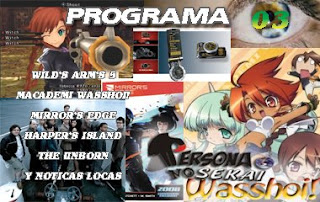 Persona no Sekai Radio Anime Podcast
