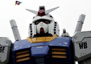 Gundam 1:1 - Real G Odaiba
