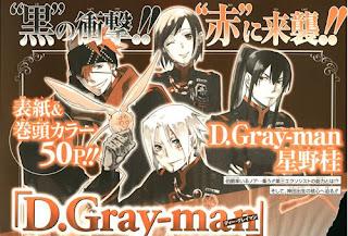D.Gray-Man capitulo espcial