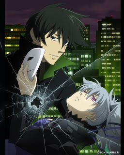 Darker than Black Ryuusei no Gemini