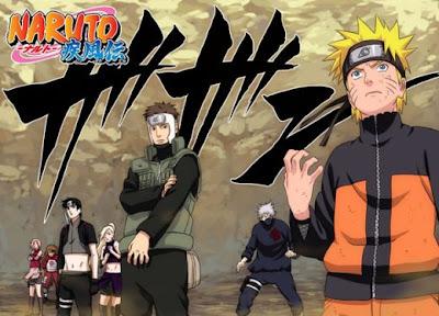 Naruto Shippuden cuarta pelicula