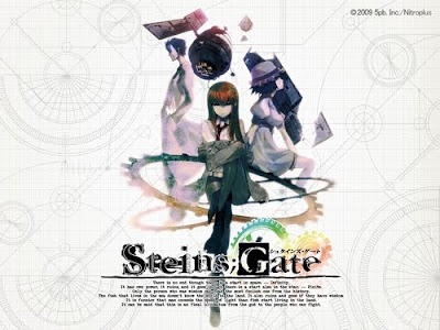 Steins Gate Anime Nitroplus