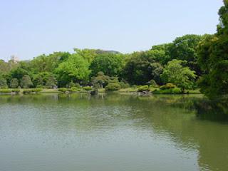 Rikugien Gardens, Bunkyo-ku, Tokyo