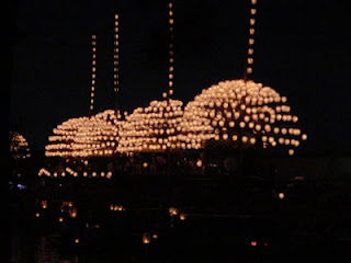 Tsushima Festival, makiwarabune