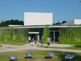 21st Century Museum Of Contemporary Art, Kanazawa
