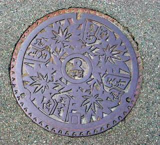 Tendo manhole.