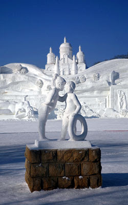 Harbin Ice Festival 2010