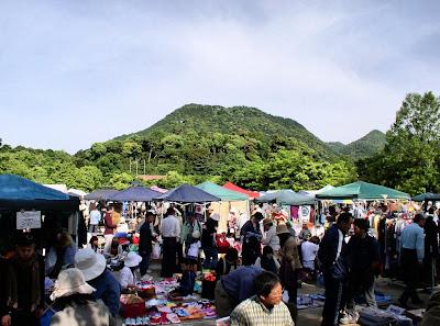 Antique & Flea Market, Yamaguchi City