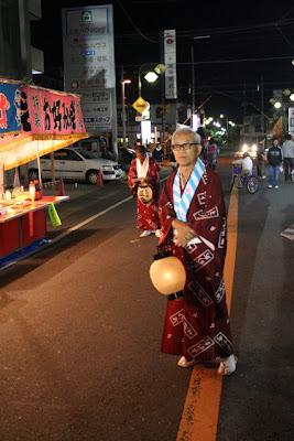 A Matsuri in Katori-shi (aka Sawara) in Chiba-ken by Tim Frazier