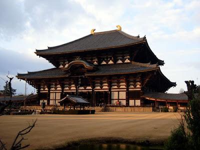 Todaiji Temple In Nara  Japan Blog - Tokyo Osaka Nagoya Kyoto