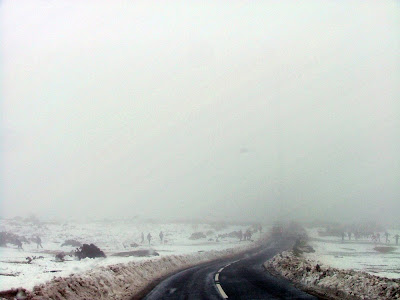 Devon Winter Weather