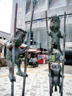 Kappa Yokai, Sakaiminato, Tottori