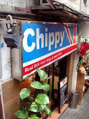 Chippy Hong Kong