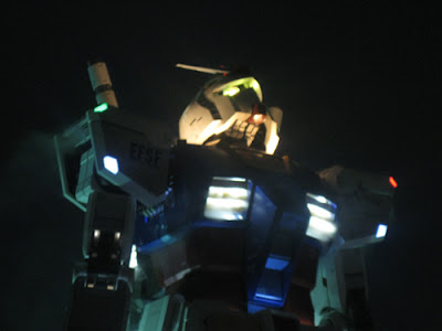 Green Tokyo Gundam Project
