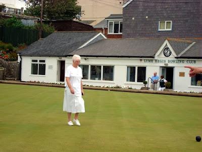 Lyme Regis Bowling Club