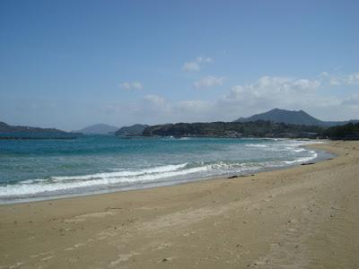 Kikugahama Beach Hagi