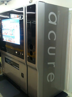 LCD Screen Vending Machines