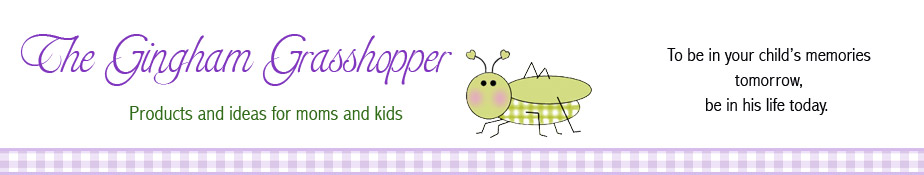 The Gingham Grasshopper