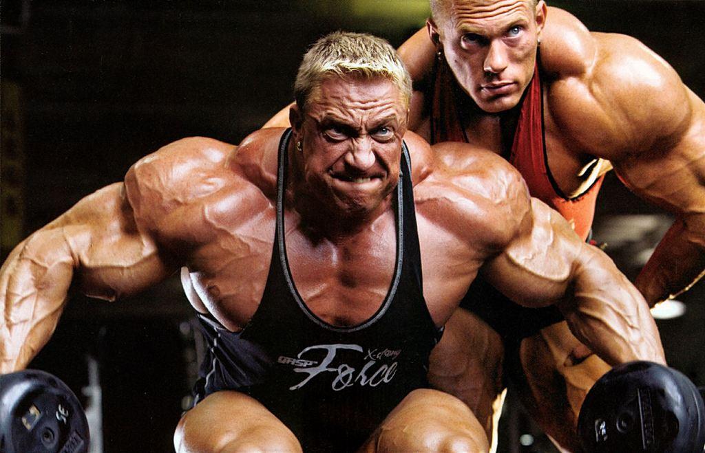 Dennis wolf master of bodybuilding