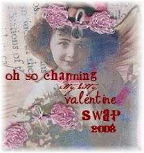 itty bitty valentine swap