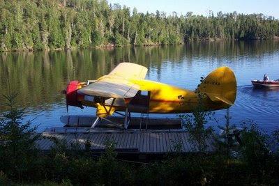 Norseman floatplane
