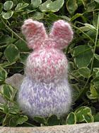 Knitted Rabbit Pattern