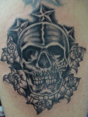 tattoos calaveras. tattoos Tattoo+calavera