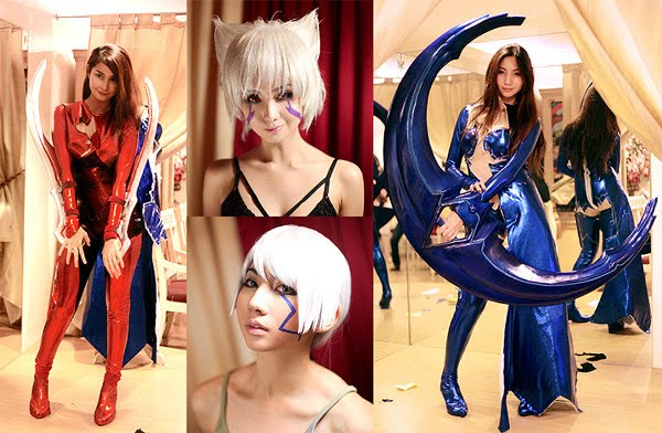 Witchblade Alodia Gosiengfiao