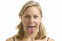 Free tongue
