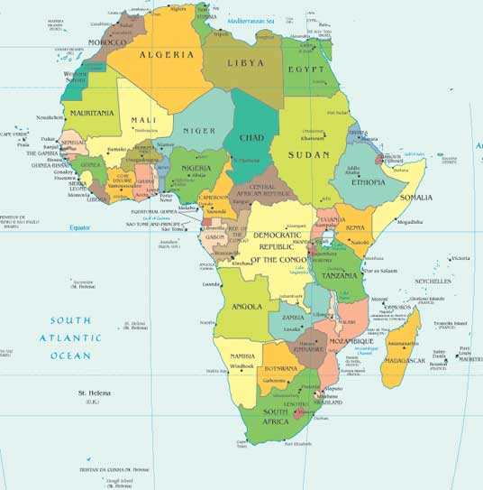 Hill Mission Report Zambia - Zambia time zone map