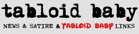 tabloid baby