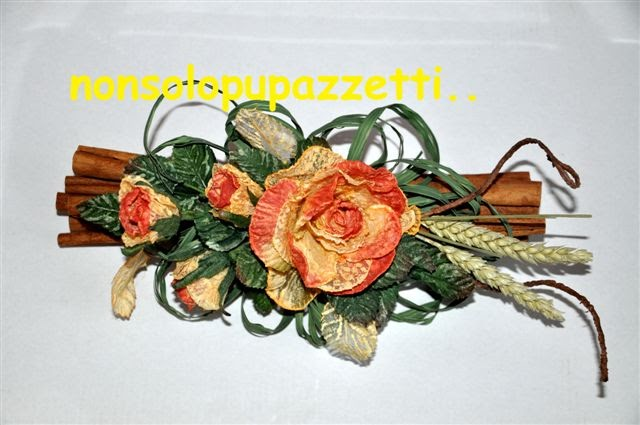 Nonsolopupazzetti fiori finti si ma solo se sono belli - Decorazioni fiori finti ...