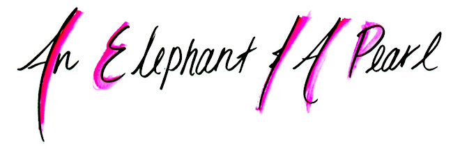 An Elephant & A Pearl