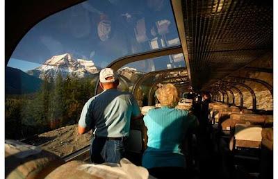 Cross Canada Train Tour