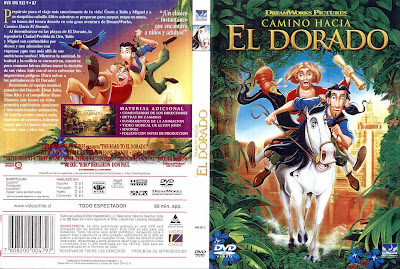 Tienda del dvd la ruta hacia el dorado the road to el - Almacenes el dorado ...
