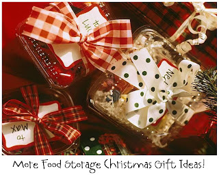 Homemade Christmas Food Gifts Ideas