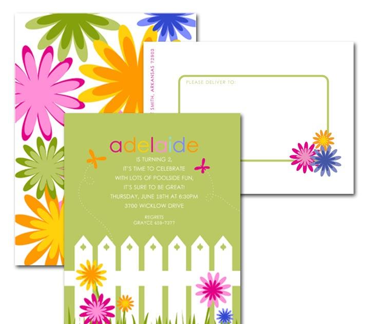 Graphic Design Invitations Adelaide