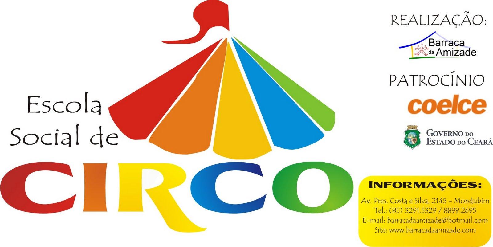 ESCOLA SOCIAL DE CIRCO - ABA