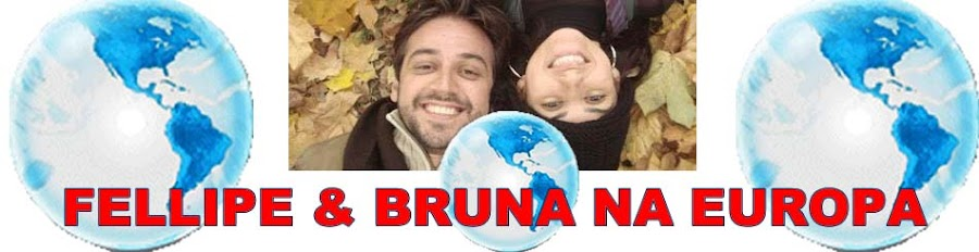 BRUNA E FELLIPE NA ESLOVÁQUIA
