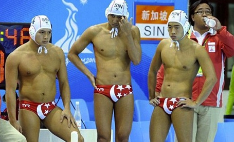 Singapore Water Polo Trunk Pictures on Singapore Page 2 Water Polo Swim Suits Swimming Costumes Trunks