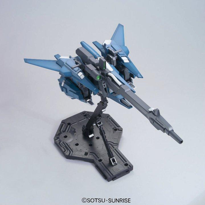 News Master Grade 1/100 ReZel Commander Model Kit Preview. 5
