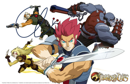 Thundercats Animated Series on Thundercats     Animated Series Update