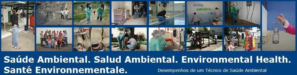 Saúde Ambiental...