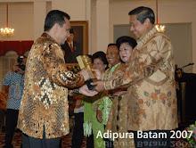 Adipura batam 2007