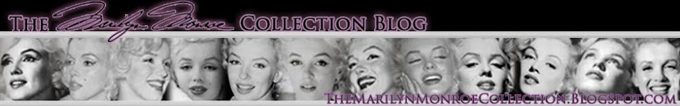 The Marilyn Monroe Collection Blog