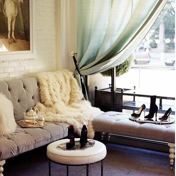 Hollywood glam inspirations the bella life for Decor glamour